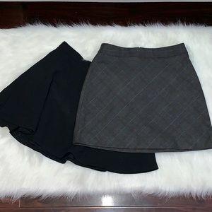 2x EXPRESS skirts